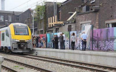Le train Seraing – Liège – Seraing, gratuit tous les weekends jusqu'au 1er juillet