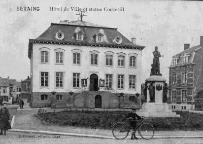 24. L'hôtel de Ville de Seraing | 1900