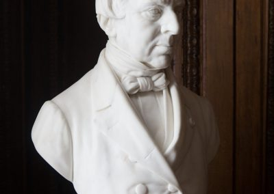 76. Buste de Conrad-Gustav Pastor (1796-1890), Château Cockerill - CMI | 2018
