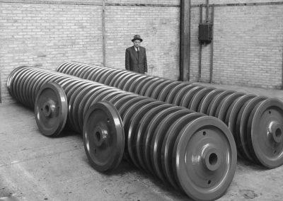 89. Atelier des essieux | 1920