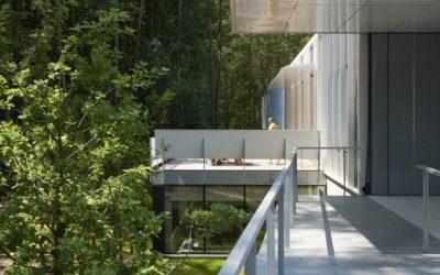 Une entreprise sérésienne inscrite aux visites de découverte de l'architecture contemporaine