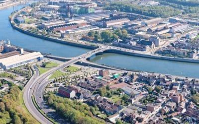 Seraing lance une première étude pour créer une entrée de ville connectée et décarbonnée en rive gauche (Jemeppe)